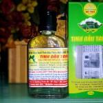 Tác dụng của dầu tràm Huế và cách sử dụng