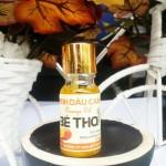 Công dụng và cách dùng của tinh dầu cam